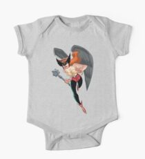 Hawkgirl One Piece - Short Sleeve