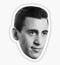 J.D. Salinger Sticker
