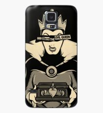 God Save The Evil Queen Case/Skin for Samsung Galaxy