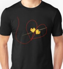 Red String of Fate Unisex T-Shirt