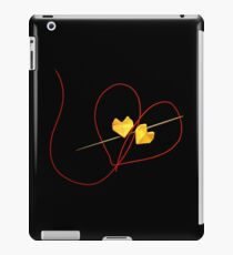 Red String of Fate iPad Case/Skin