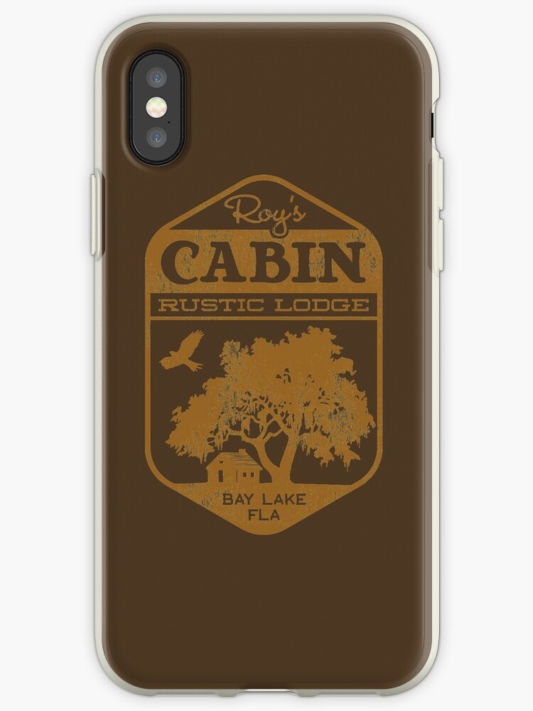 Roy's Cabin by retrowdw
