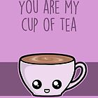 You are my cup of tea by perdita00