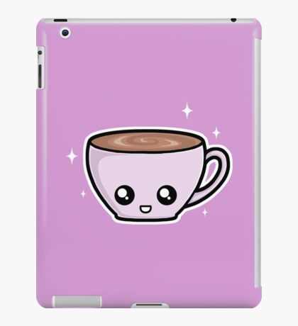 You are my cup of tea iPad Case/Skin