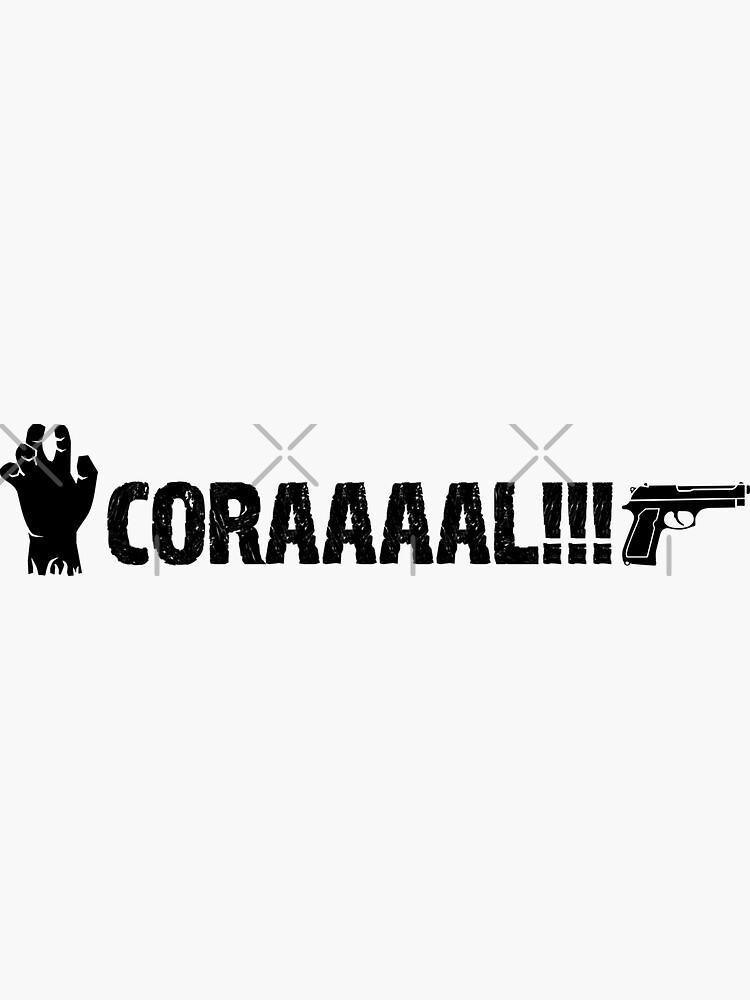 The Walking Dead - CORAAAAL !!! de engyles