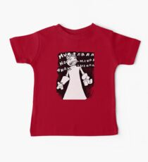 Doctor Horrible - Non Transparent Evil Laugh Baby Tee