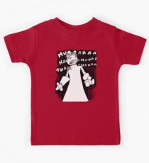Doctor Horrible - Non Transparent Evil Laugh Kids Tee