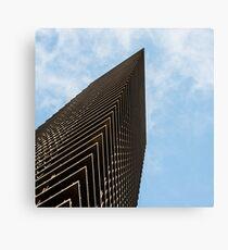 Modern Melbourne Architecture Canvas Print