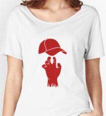 The Walking Dead - Glenn Rhee Women's Relaxed Fit T-Shirt