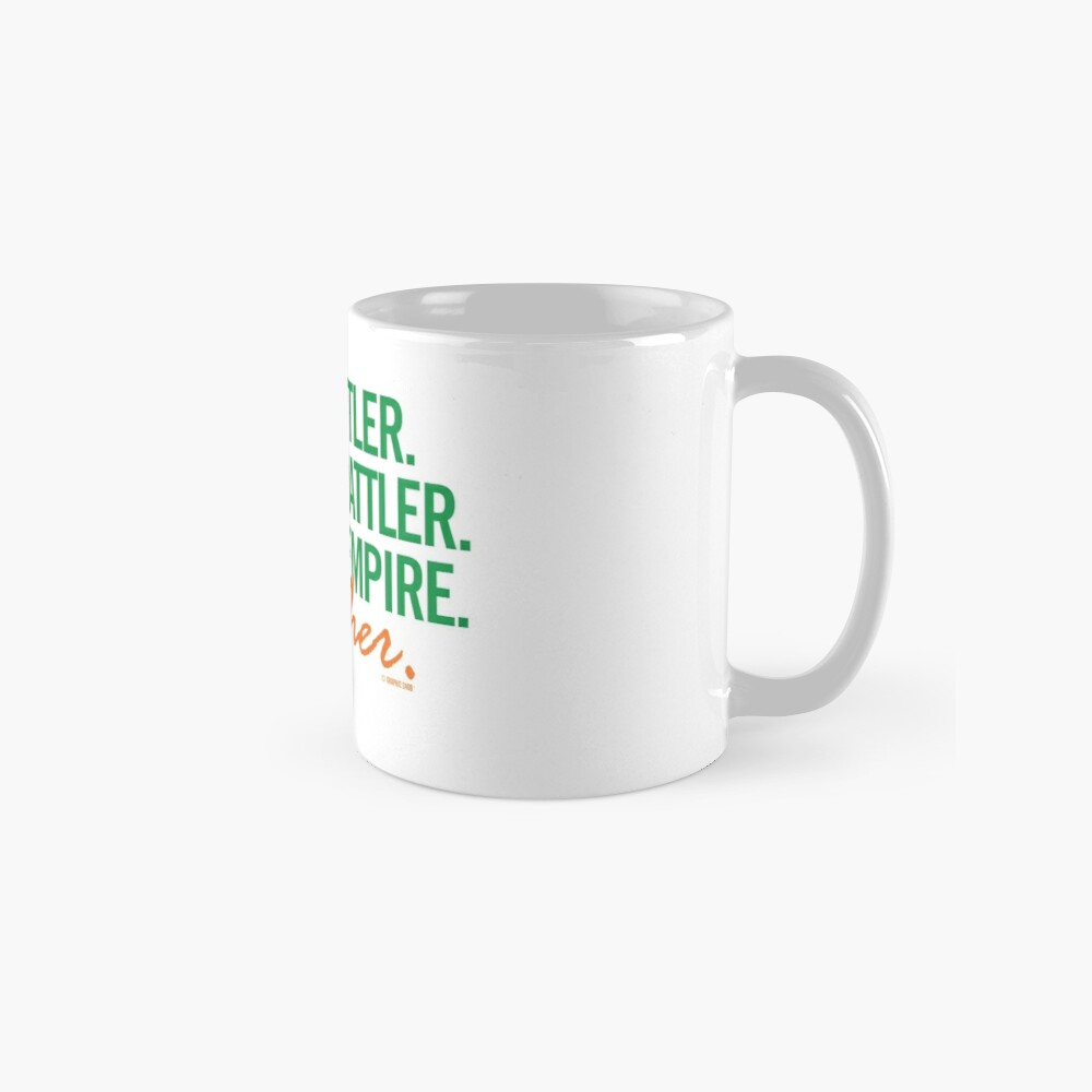 Marry a Rattler Collection by Graphic Snob® Classic Mug