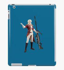Figure Anime Otaku iPad Case/Skin