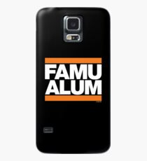 FAMU Alum Collection by Graphic Snob® Case/Skin for Samsung Galaxy
