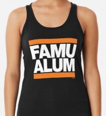 FAMU Alum Collection by Graphic Snob® Women's Tank Top