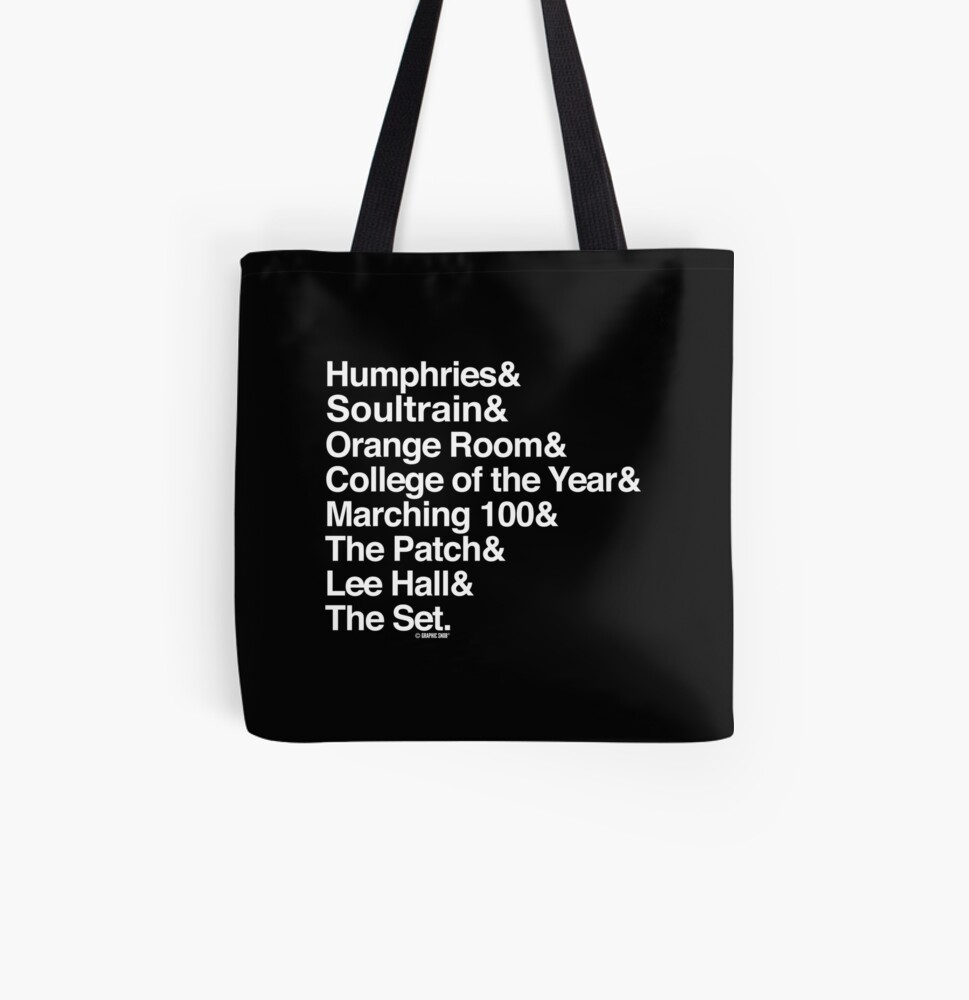 The Set Collection by Graphic Snob® All Over Print Tote Bag