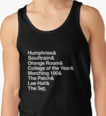 The Set Collection by Graphic Snob® Men's Tank Top