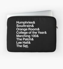 The Set Collection by Graphic Snob® Laptop Sleeve
