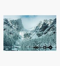 A Dream at Dream Lake Photographic Print