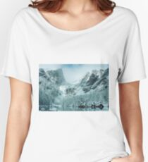 A Dream at Dream Lake Women's Relaxed Fit T-Shirt