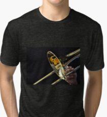 Trombone Tri-blend T-Shirt