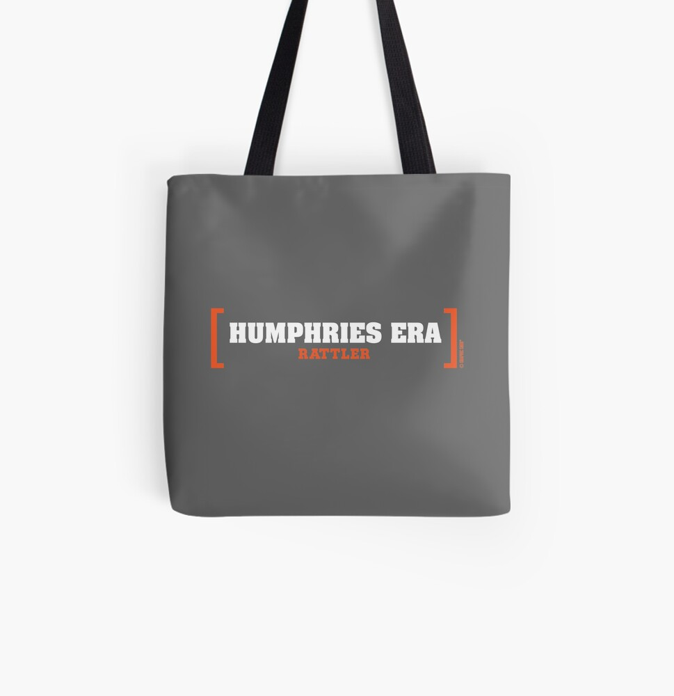 Humphries Era Collection by Graphic Snob® All Over Print Tote Bag