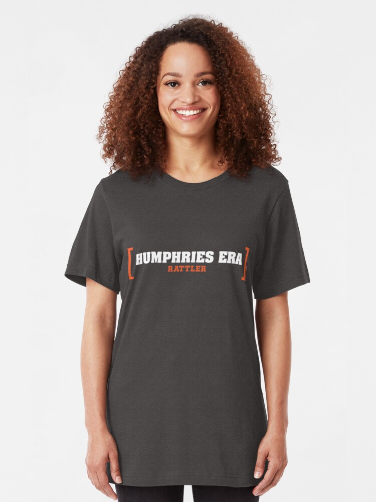 Alternate view of Humphries Era Collection by Graphic Snob® Slim Fit T-Shirt