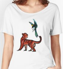 Tiger and Magpie Women's Relaxed Fit T-Shirt