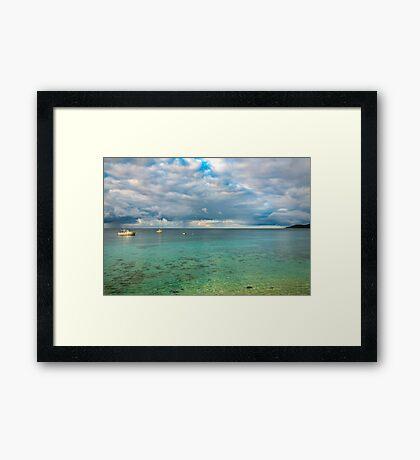 Esperanza Waters Framed Print