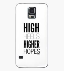 High Hopes Collection by Graphic Snob® Case/Skin for Samsung Galaxy