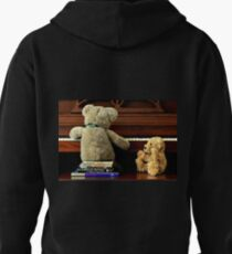 Beethoven's 9th....(Ted's 1st piano concerto) Pullover Hoodie