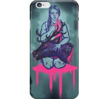 The Maiden and the Ravenstag iPhone Case/Skin
