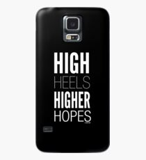 Dark High Hopes Collection by Graphic Snob® Case/Skin for Samsung Galaxy