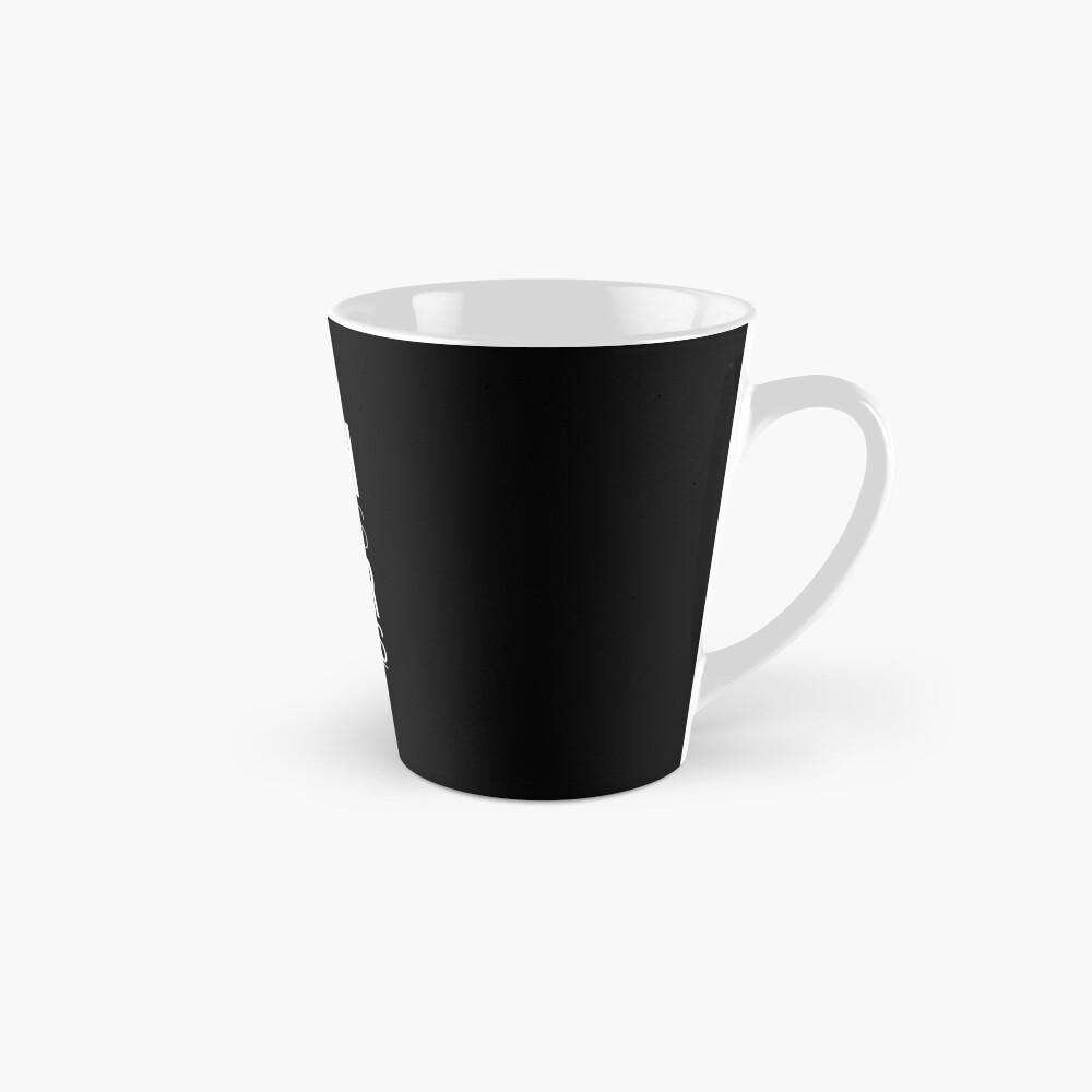 Dark High Hopes Collection by Graphic Snob® Tall Mug