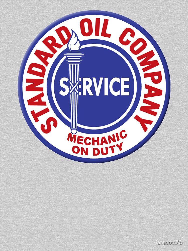 Standard Service by ianscott76
