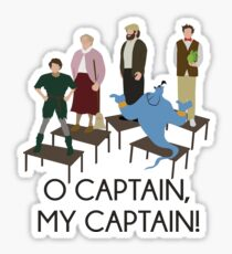 Robin Williams Tribut Sticker