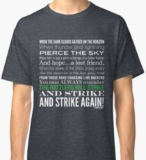 Green Strike Collection by Graphic Snob® Classic T-Shirt