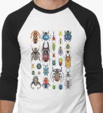 Beetle Collection Men's Baseball ¾ T-Shirt