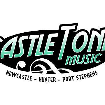 Castletone Tee by StarAdrael