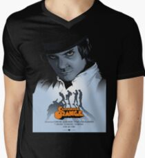 Clockwork Orange Men's V-Neck T-Shirt