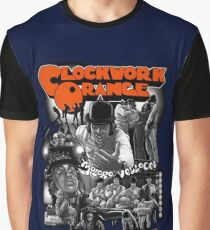 Clockwork Orange Graphic Graphic T-Shirt