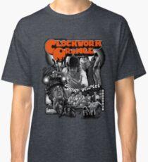 Clockwork Orange Graphic Classic T-Shirt