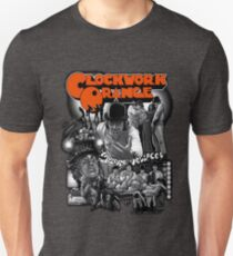 Clockwork Orange Graphic Unisex T-Shirt