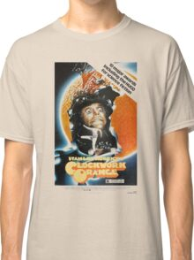 Clockwork Orange Poster Classic T-Shirt