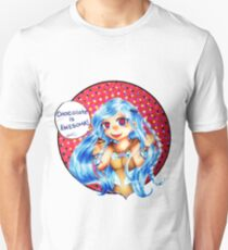 BEM: Chocolate is Awesome!  Unisex T-Shirt