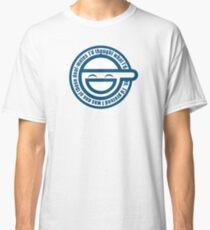 Laughing Man Classic T-Shirt