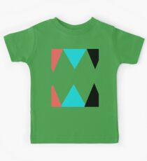 Colorful Arrows (Red, Blue and Black) Kids Clothes