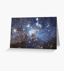 Pure Astronomy  Greeting Card