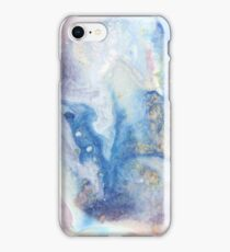 Moon Marble iPhone Case/Skin
