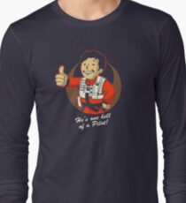 Fighter Pilot Boy T-Shirt