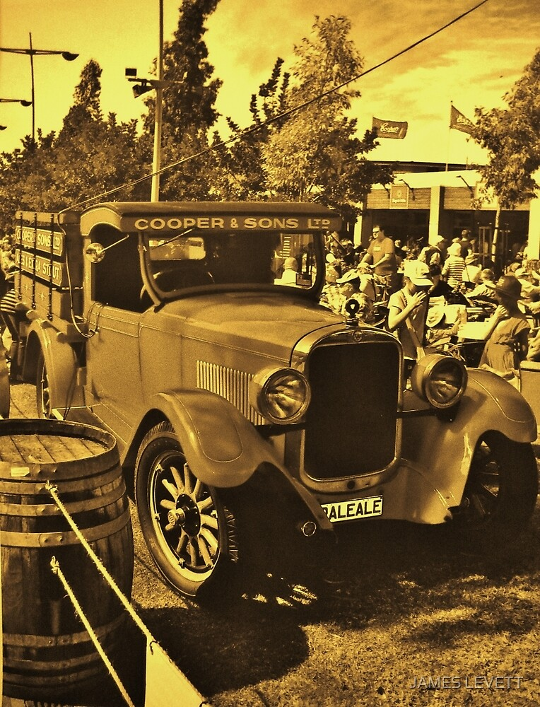 COOPERS TRUCK ADELAIDE SHOW 2011 by JAMES LEVETT
