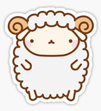 Cute Sheep Sticker
